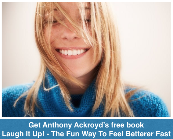 Laugh It Up! - Free Book by Anthony Ackroyd