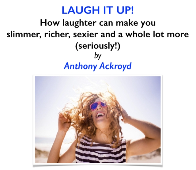 "Get Anthony's free book ""Laugh It Up!"""